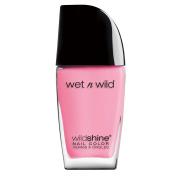 wet n wild Wild Shine Nail Colour - Tickled Pink