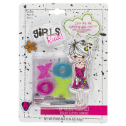 Girls Rule Lip Gloss, Xoxo, 5ml