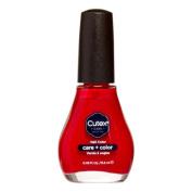 Cutex Colour & Care Polish, Lipstick Jungle