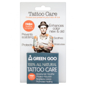 Green Goo 100% All Natural Tattoo Care .210ml