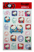 Hello Kitty Temporary Tattoos Sanrio Hello Kitty Tattoos