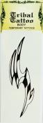 Temporary Lightning Bolt Tattoo Body Tribal Tattoo