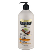 Daily Defence Enriched with Coconut Oil Moisturising Shampoo, 950ml