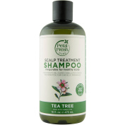 Petal Fresh Pure Tea Tree Scalp Treatment Shampoo, 470ml