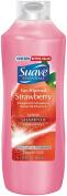 Suave Essentials Shine Shampoo, Sun Ripened Strawberry 890ml