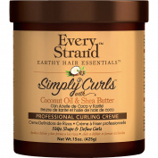 Every Strand Simply Curls Professional Curling Creme, 440ml