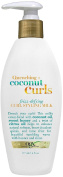 OGX Quenching + Coconut Curls Frizz-Defying Curl Styling Milk 180ml