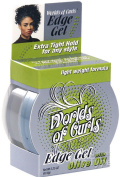 World of Curls Edge Gel With Olive Oil 70ml
