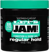 2 Pack - Let's Jam! Shining & Conditioning Gel, Regular Hold 130ml