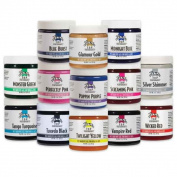 Top Performance Hair Dye Gel 120ml Blue Burst