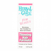 Herbal Glo Thining Hair Formula For Women, 170ml