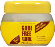 2 Pack - SoftSheen-Carson Care Free Curl Gel Activator 340ml