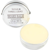 The Best Beard Company Formula Three 2 Zero Sandalwood Beard Balm, 60ml