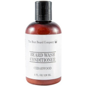 The Best Beard Company Cedarwood Beard Wash Conditioner, 120ml