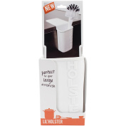 Lil' Holster Heat-Resistant Silicone Holder, White