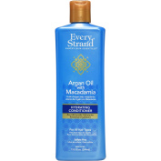 Every Strand Argan Oil with Macadamia Hydrating Conditioner, 400ml