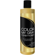 Rise-N-Shine Colour My Grey Conditioner for Blonde Hair, 300ml