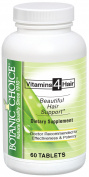 Botanic Choice Vitamins for Hair, 60 Ct