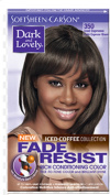 Dark and Lovely Fade Resistant Rich Conditioning Colour, No. 350, Iced Expresso, 1 ea