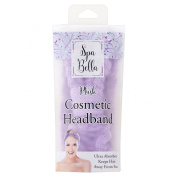 Spa Bella Plush Cosmetic Headband