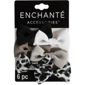 Enhante Accessories Mixed Bows, 6 ct