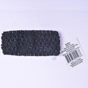Acc Knit Headband Blk