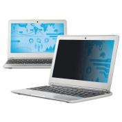 3M Frameless Privacy Filter for Chromebook, 16:9 Aspect Ratio