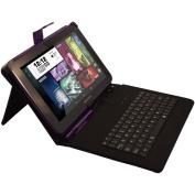 Visual Land Prestige 23cm Quad Core Tablet 8GB includes Keyboard Case