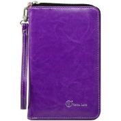 Visual Land 18cm Wallet Case for Tablet