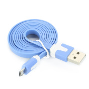 1 metre mini usb cable for Nokia HTC Charger