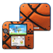 Skin Decal Wrap for Nintendo 2DS sticker Basketball