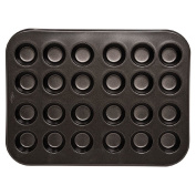 Willow Mini Muffin Tray 24 Cup 4.5cm x 2.5cm