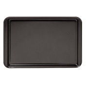 Willow Cookie Sheet 25cm x 38cm x 2cm Black