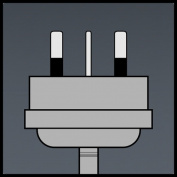 Vinyl Styl Groove Turntable Ac Adaptor Type I