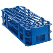 SP SCIENCEWARE 18747-0000 Test Tube Rack,No-Wire,13mm,Blue G7861077