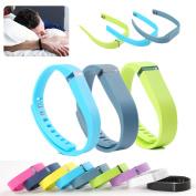 EEEKit 3 Pcs Replacement Wrist Bands Clasp for Fitbit Flex Wireless Activity Sleep Wristband