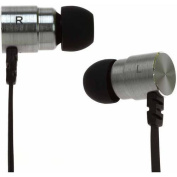 Symphonized MTL Dual Driver Heavy Bass Premium In-Ear Noise-Isolating Headphones with Mic