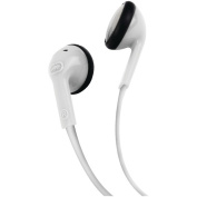 ECKO UNLIMITED EKU-DME-WHT Dome Earbuds with Microphone