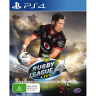 NRL Rugby League Live 4 - PS4