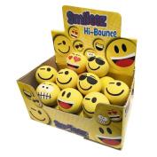 Smileez High Bounce Balls