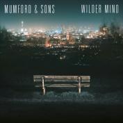 Wilder Mind Standard CD by Mumford & Sons 1Disc