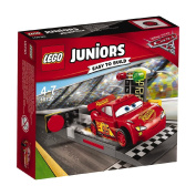 Disney LEGO Juniors Cars Lightning McQueen Speed 10730