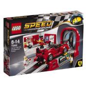 LEGO Speed Champions Ferrari FXX K & Development Centre 75882