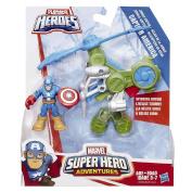 Playskool Super Hero Adventures Deluxe Figure Assorted