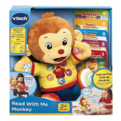 Vtech Read with Me Monkey