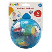 Squeek Roll and Sort Ball