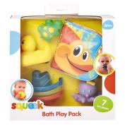 Squeek Bath Play Pack
