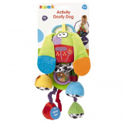 Squeek Doofy Dog Activity Toy