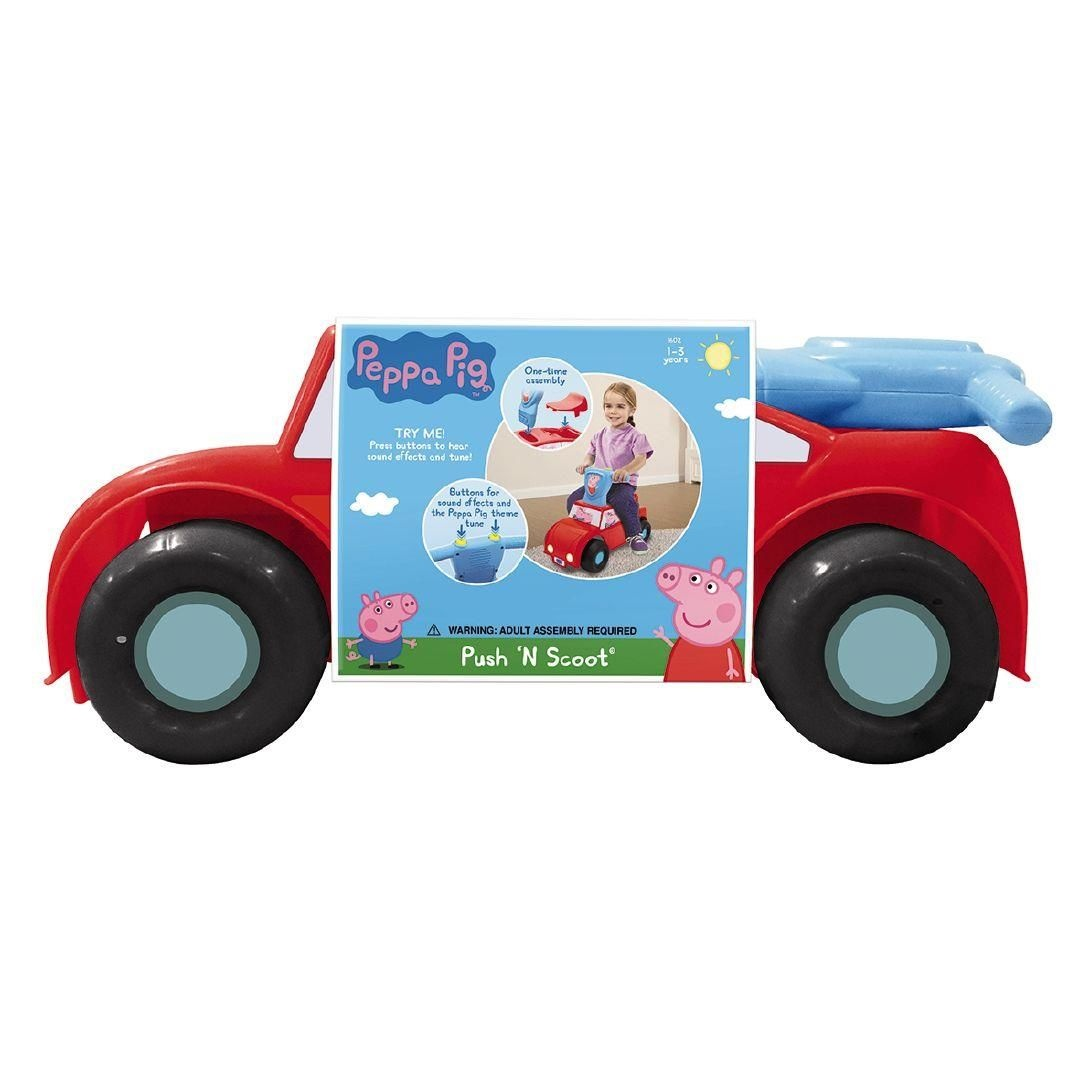 BRAND NEW Paw Patrol Chase Push n/' Scoot Ride-on