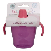 Baby Wonder 2 Handle Cup Assorted Colours
